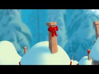 Мф Смурфики Рождественская история The Smurfs A Christmas Carol (2011г.)