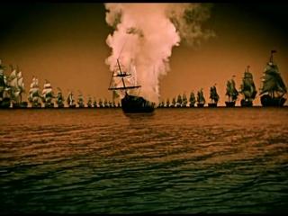 Барон Мюнхгаузен (Чехословакия, 1961) фантастика, реж. Карел Земан, советский дубляж