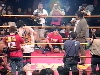 FMW/WEW Tag Team Title Tournament 2001