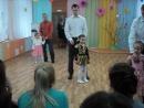 Танец с папами в детском саду на 8 марта