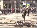 Изнанка Майдана.Оружие и жестокость.Озверевший народ.Жесть.