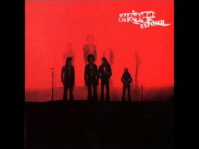Strider - Exposed 1973 (FULL ALBUM) [Hard Blues Rock]