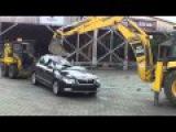 Утилизация автомобиля Skoda Superb