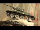 Делаем Диораму T-34-76 Zvezda 172 _