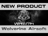 Wolverine Airsoft: WRAITH - CO2 Stock -