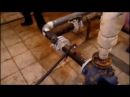 Заморозка труб для ремонтных работ Испытание REMS Frigo 2 Просторы