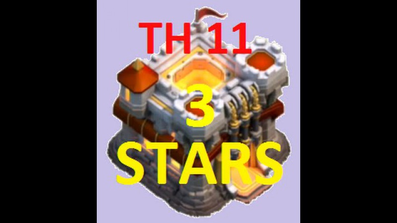 TH11 3 STARS GoWiWi Vendetta | Clash of Clans PART II