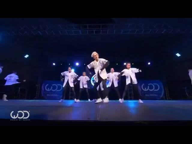 Kiel Tutin   Royal Family   World of dance 2015