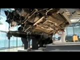 Стеклянная мануфактура Дрезден VW Phaeton