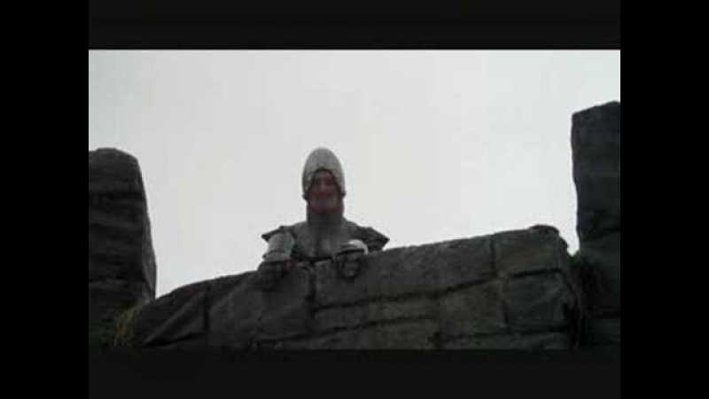 Monty Python and the Holy Grail - The Insulting Frenchman
