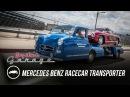 1950 Mercedes Benz Racecar Transporter Jay Leno's Garage