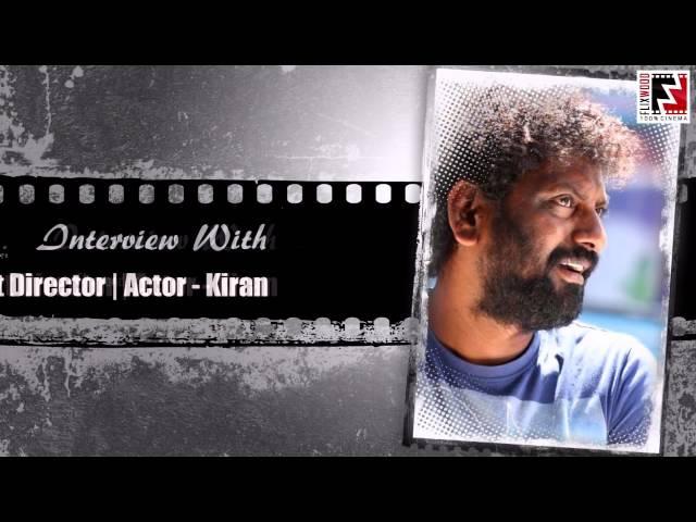 I Became Art Director by Rajinikanth, Bcoz i Love him Most - Art Director Kiran | Flixwood