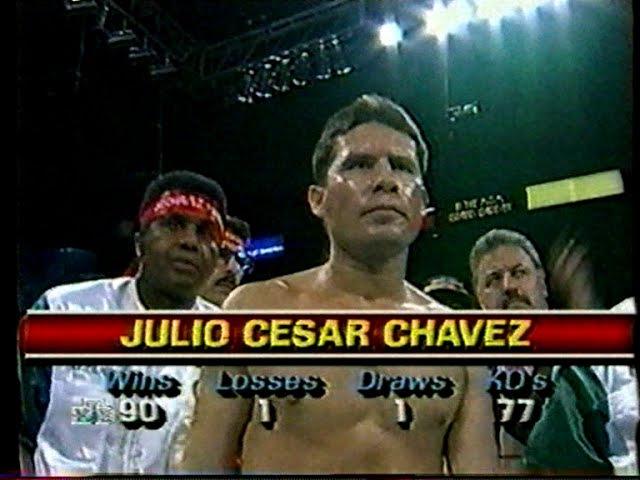 Хулио Сезар Чавес-Мелдрик Тейлор 2(Вл.Гендлин старший)Julio Cesar Chavez-Meldrick Taylor 2