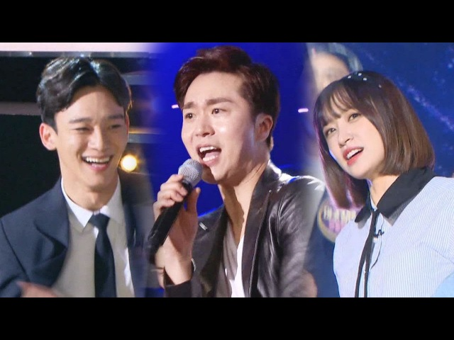 1 мая 2016 г.조성모, '다짐'으로 남녀노소 함께 재킷 털기 《Fantastic Duo》판타스틱 듀오 EP03