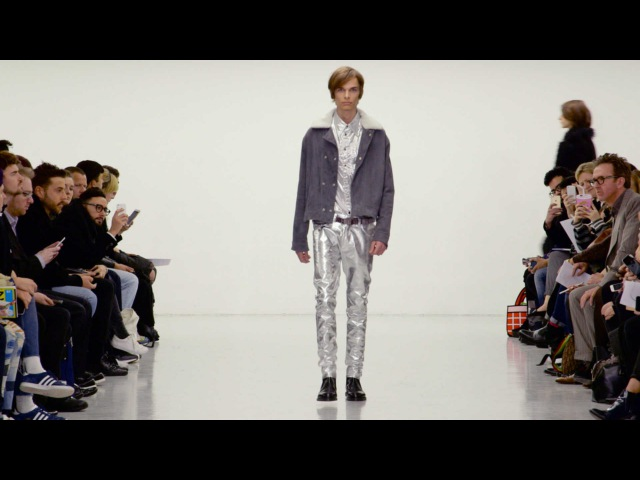 11 01 16 Katie Eary AW16 at London Collections Men