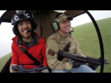 Pork Choppers Aviation - Rob's Helicopter Hog Hunt (M.E.R.C. Initiative) - No Music