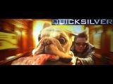 Quicksilver Scene HD - X Men Apocalypse 2016