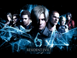 Ксения и Паша в Resident Evil 6. Наемники: возмездие #2