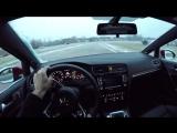2015 Volkswagen GTI Performance Package (DSG) - WR TV POV City Drive