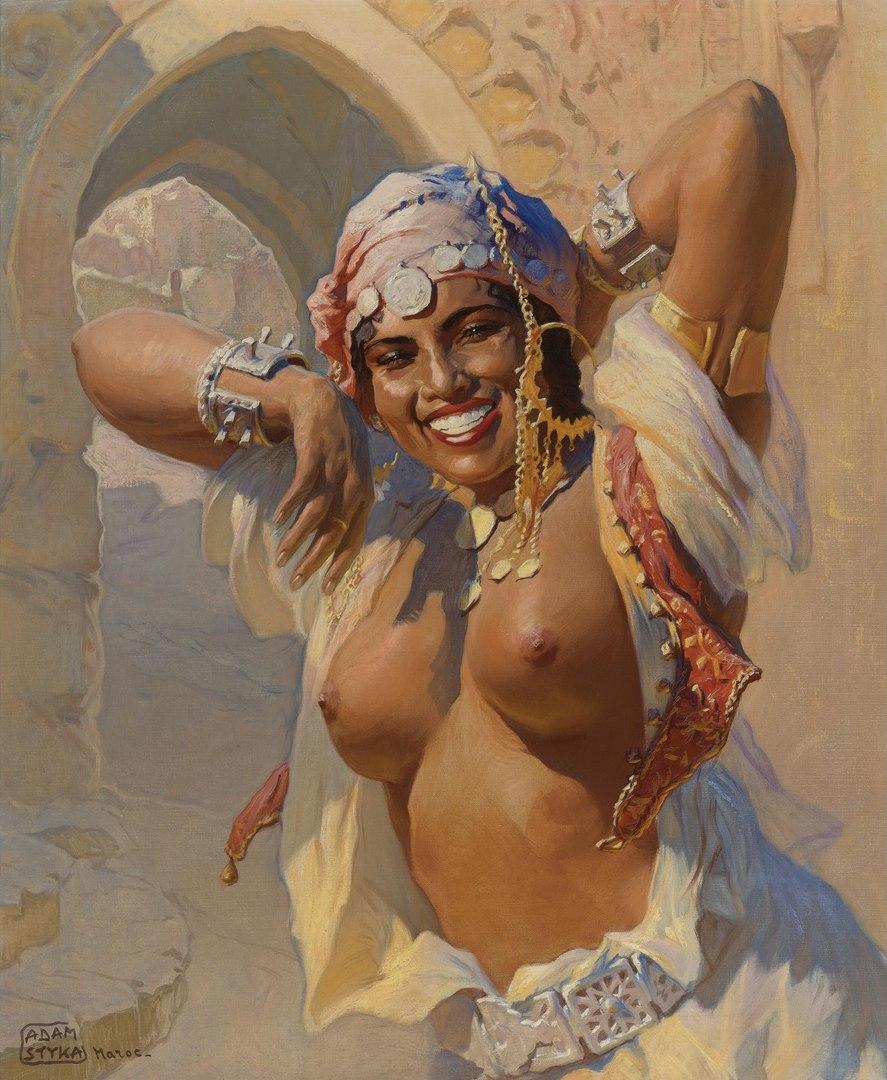 Эротика арабских женщин 12 фотография