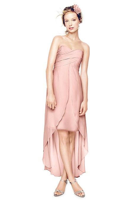 D6vY86BsKJE - 23 Романтических платья для розового свадебного стиля