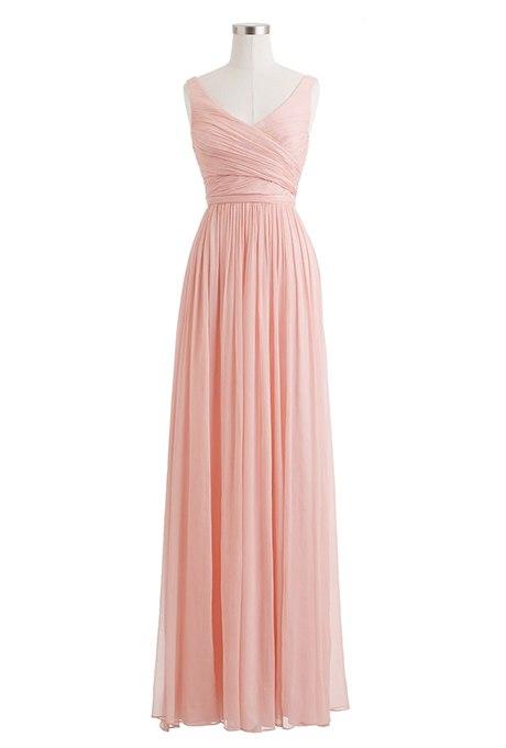 M93fz0ig08w - 23 Романтических платья для розового свадебного стиля
