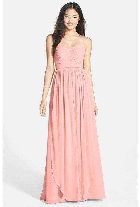 mxK0SU0Pgoo - 23 Романтических платья для розового свадебного стиля