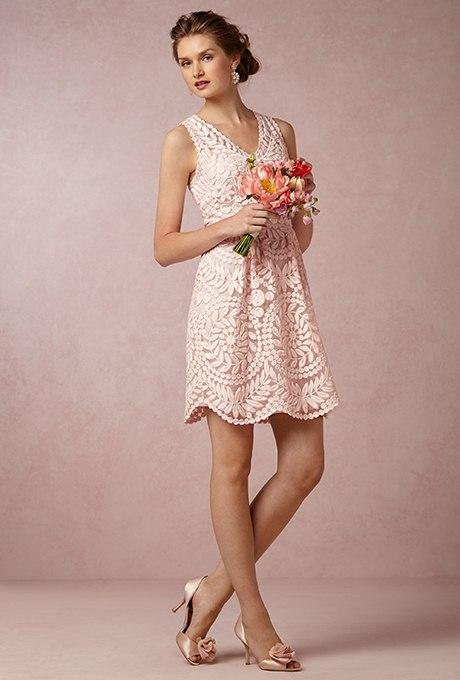 NoGuyREywh0 - 23 Романтических платья для розового свадебного стиля