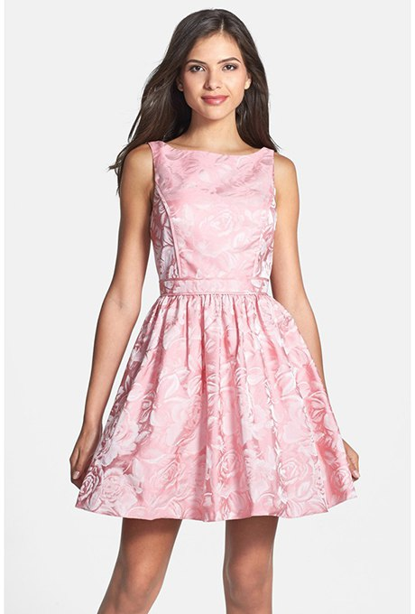 11bOVkFk1go - 23 Романтических платья для розового свадебного стиля