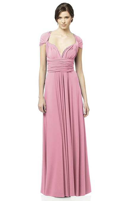 oebfSM58rbM - 23 Романтических платья для розового свадебного стиля