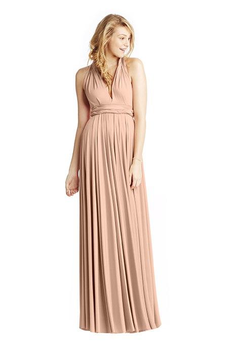 HnDu6ry8lDI - 23 Романтических платья для розового свадебного стиля
