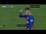 Барселона - Хетафе 3:0 (Гол Неймар)