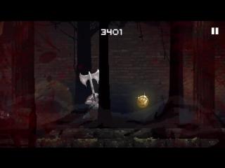 Slashy Souls iOS Gameplay-Bandai Namcos Dark Souls-Themed Mobile Game