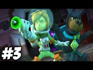 Scooby-Doo! First Frights Walkthrough   Episode 2   Part 3 (PS2/Wii)