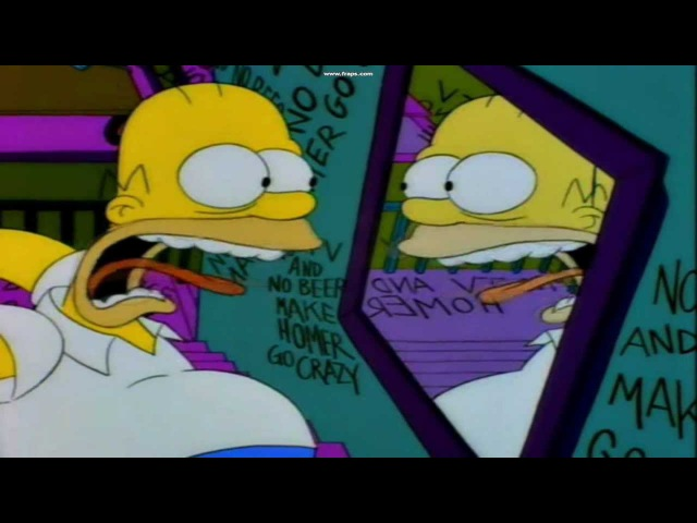 The Simpsons Treehouse of Horror V The Shining S6