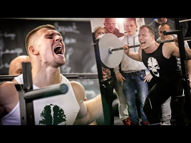 Street Workout VS Powerlifting - STRENGTH WARS 2k15 9