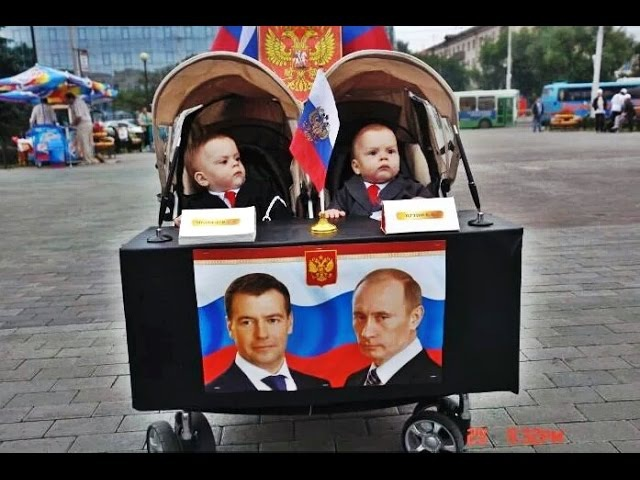 Россия ёб***лась: Это уже не смешно а страшно! / Russia has gone mad: This is not funny and scary!