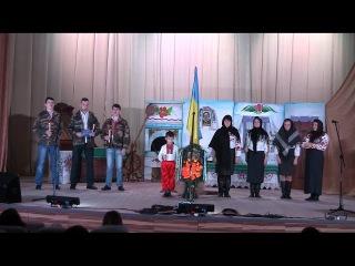 З Україною в серці! Худяківський народний аматорський театр