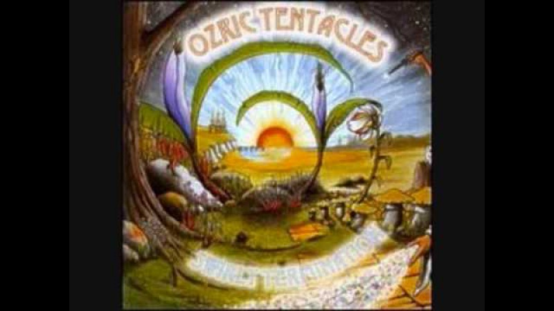Ozric Tentacles - Space Out