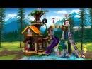 Спортивный лагерь дом на дереве LEGO Friends 41122