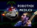 Sonic Robotnik Themes - Sonic the Hedgehog 1, 2, 3 and Final Boss Theme [METAL GUITAR COVER]