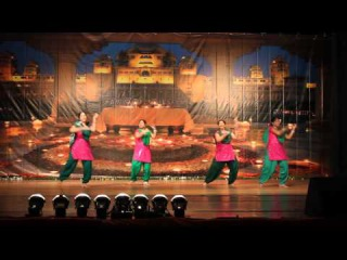 Konark Arts Ladies at Indian Dance Festival 2015