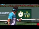 Nadal Runs Down Hot Shot In Indian Wells 2016