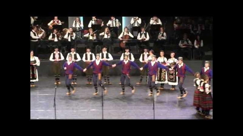 Kolo - Igre iz Srbije (Balkan u pesmi i igri)