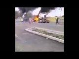 В Дагестане взорвали пост ГАИ. Число погибших при теракте на посту в Дагестане возросло до трёх.