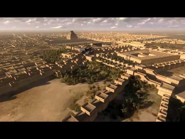 Babylon - Вавилон (историческая реконструкция)