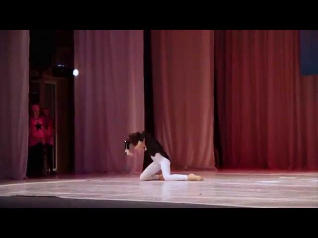 Сольный танец Кравец Мария