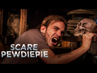 SCARE PEWDIEPIE - OFFICIAL TRAILER