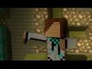 Великий анимационый реп батл в маинкрафт Lololoshka VS BenderChat