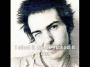 Sid Vicious - My Way (with lyrics)